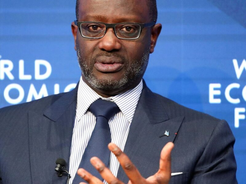 The Five most influential Africans 2020