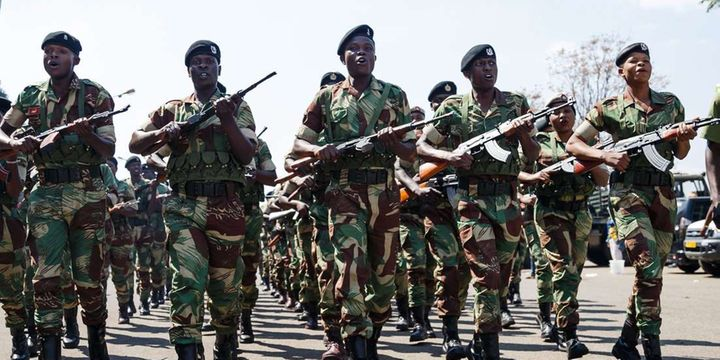 Zimbabwe readies for Mozambique military intervention