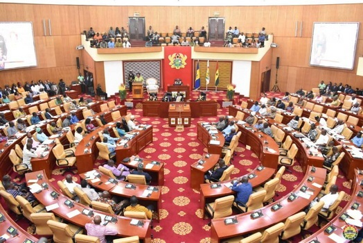Ghana's Parliament, its Members, its Duties by Kate Addo