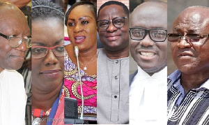 Akufo-Addo imposes scandal-laden ministers on NPP, vetting to expose many of them
