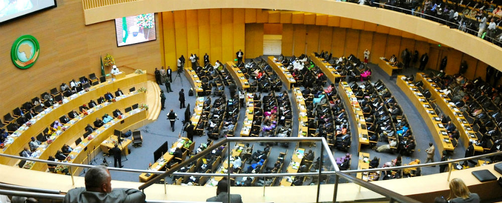 AU to take a cue from Africa CDC on whether a physical summit would be possible