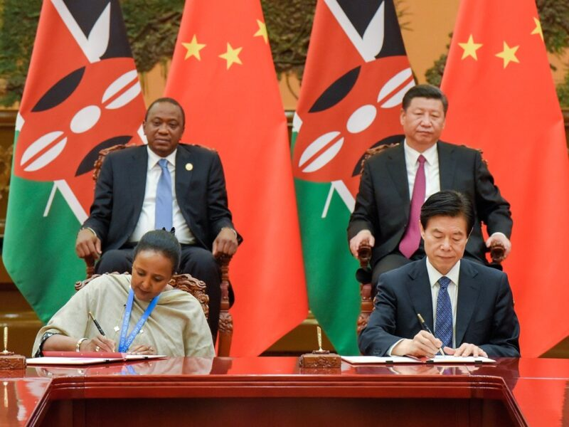 Kenya: China Offers Kenya Sh27 Billion Debt Break Until June