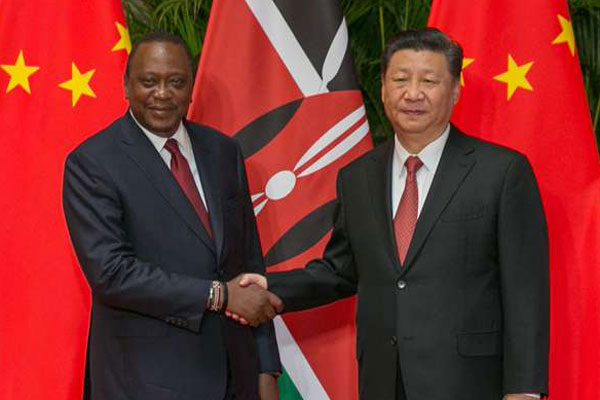China in Talks With Kenya for Debt Relief After Paris Club Deal