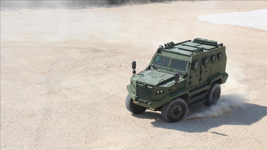 Kenya to purchase 118 military vehicles from Turkey
