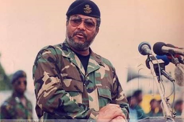J.J. Rawlings, The Tribute: The tenderness in his toughness