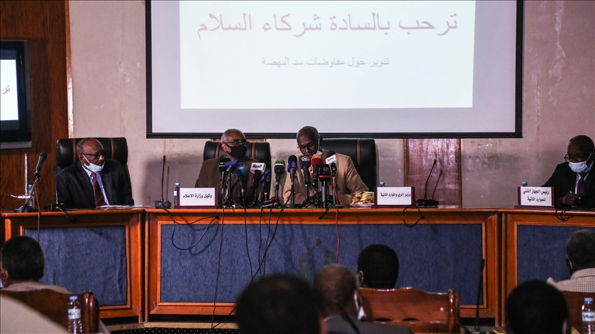 Sudan pulls out of 'direct' Nile dam talks