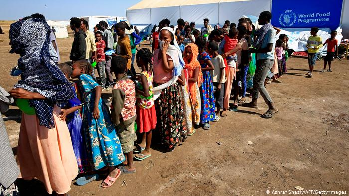 Almost 2.3 million people need aid in Ethiopia's Tigray -U.N. report