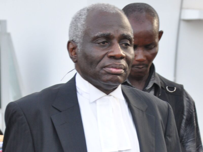 Mahama's supplementary application for review of interrogatories ruling dismissed