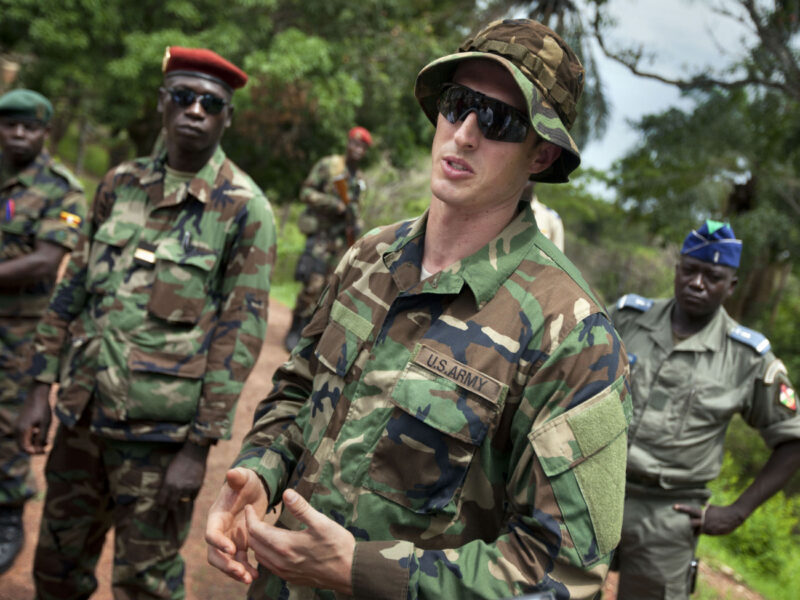 U.S. Africa Command conducts strikes on al-Shabaab compound
