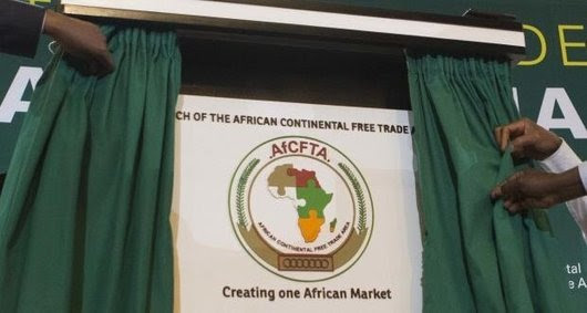 African free trade area rules of origin should be finalised in June – official