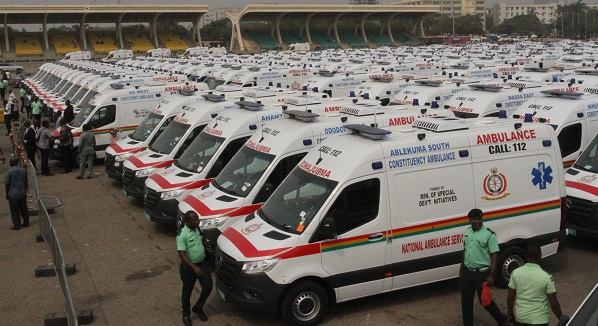 Ghastly attack by armed robbers kills ambulance driver in Ghana