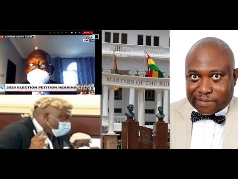 Ghana election petition : EC lawyer closes case ,confirm he will not call further witnesses
