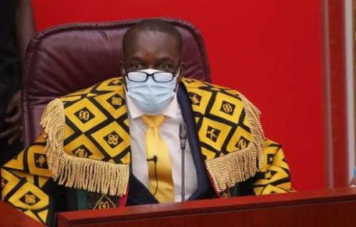 15 MPs, 56 parliamentary staff test positive for Covid-19 – Alban Bagbin