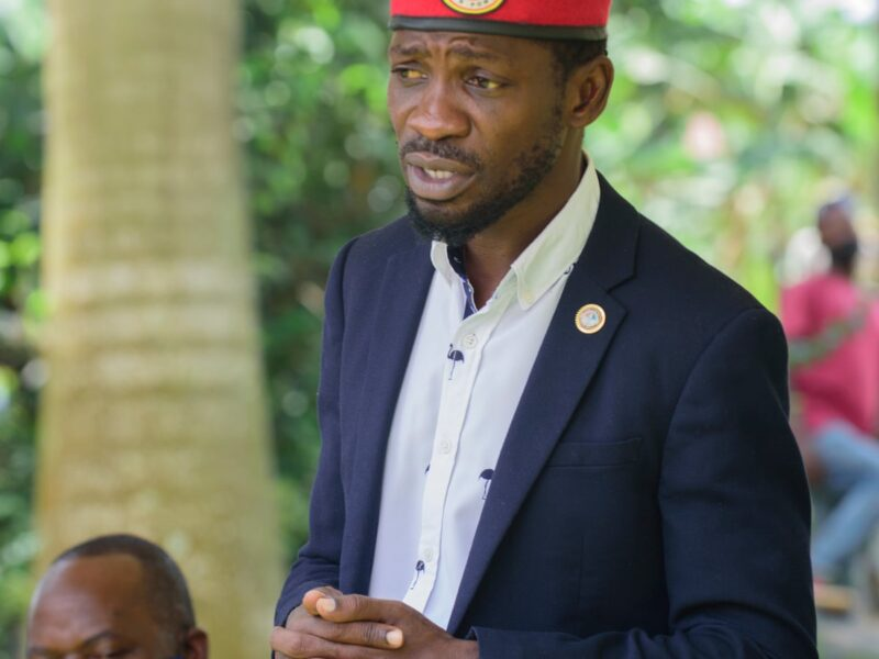 Bobi Wine withdraws presidential election petition against Museveni