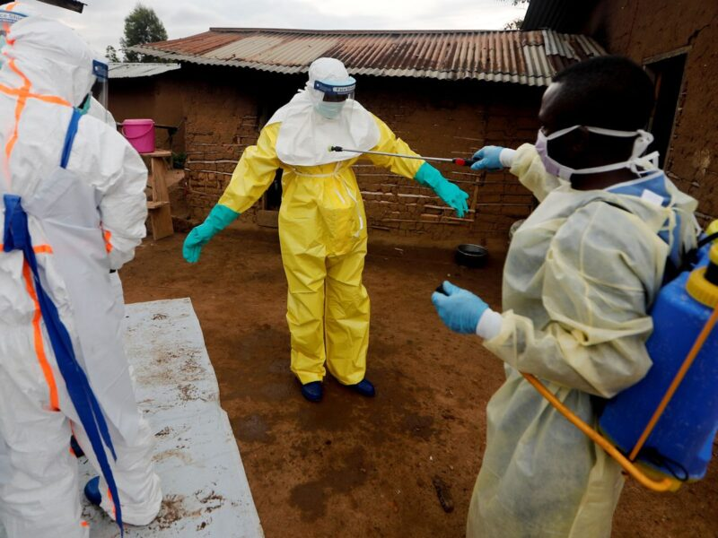 Guinea declares Ebola epidemic as it reports at least three deaths