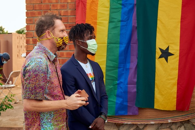 European Union reiterates support for LGBTQI groups in Ghana