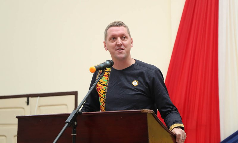 UK commends Ghana for receiving Covid-19 vaccine