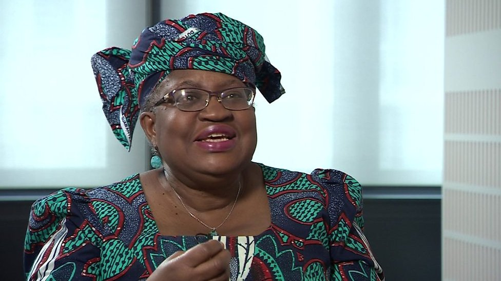 Okonjo-Iweala On Brink Of Becoming WTO DG, As Sole Competitor Withdraws From Race