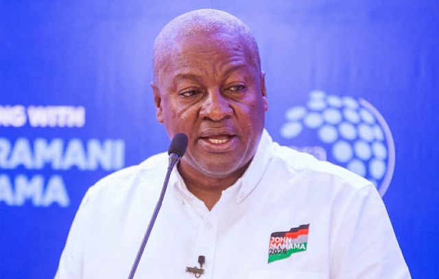 Mahama files new application at Supreme Court to inspect 6 documents of EC