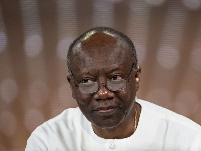 Exclusive :Ken Ofori Attah ,Ghana's  Minister of Finance travels to the US for medical attention