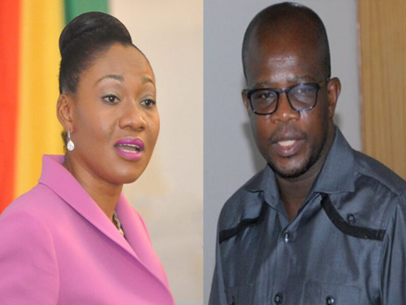 Ghana Election Petition:'I did not personally speak to Jean Mensa' – Kpessa Whyte
