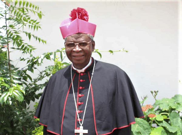 Ghanaians must respect the rights of homosexuals - Most Reverend Philip Naameh