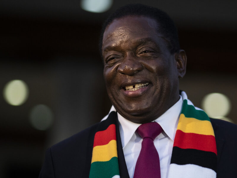 Zimbabwe says it will start COVID-19 vaccinations this week