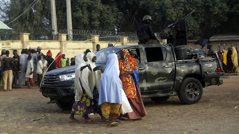 Nigeria: Gunmen abduct 30 students from school as military rescue majority