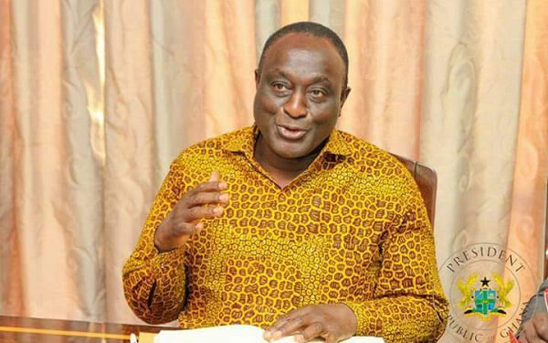 Alan Kyerematen likely to present 2021 government budget statement