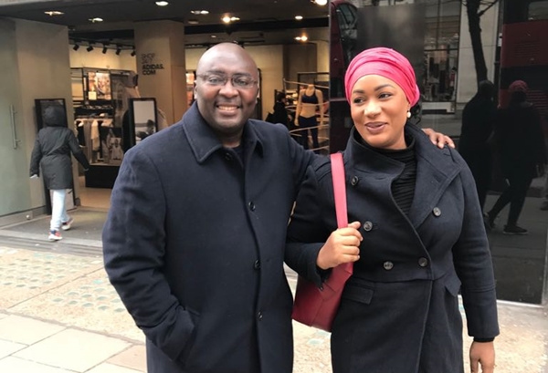 I don't know who has a secret 'girlfriend' called Ramatu – Bagbin stirs fresh Bawumia 2nd wife rumours