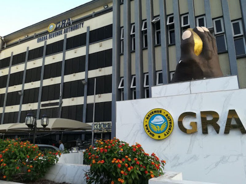 GRA projects non-oil revenue of more than GH¢ 57 billion