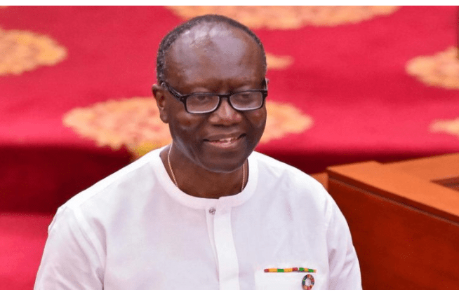 President swears in Ofori-Atta as Finance