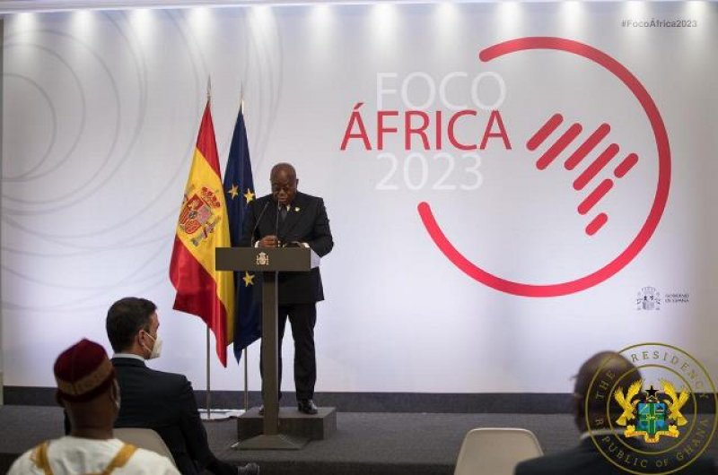 Africa and Europe must forge sustainable and strategic partnership- President