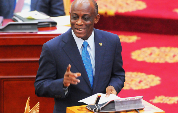 Government needs to be candid with our economic figures – Seth Terkper