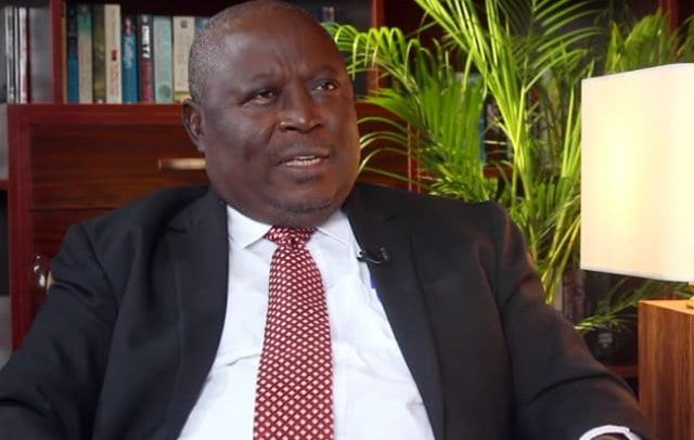 I'm honouring an undertaking by my silence, don't tempt me – Martin Amidu warns