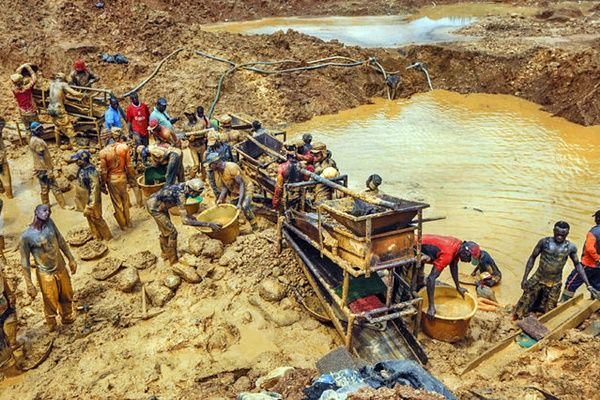 Shame Politicians To Deter Others From Engaging In Galamsey - Small-Scale Miners Tell Abu Jinapor