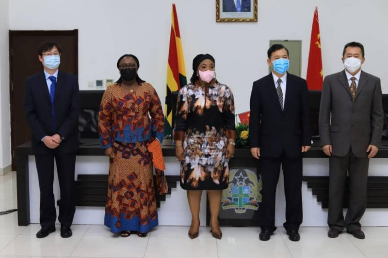 Ghana, China sign agreement for construction of Foreign Ministry annex building