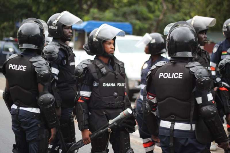 Police intensify patrols on beaches in Cape Coast