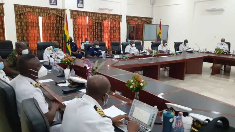 "Ghana Navy outlines ""Agenda 2024"" plan"