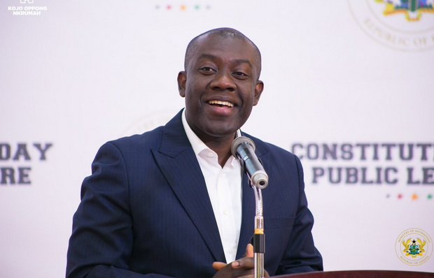 Government has no intention of privatising GBC – Oppong-Nkrumah