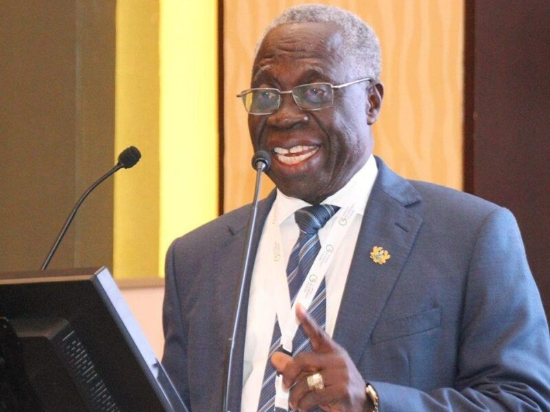 Osafo-Maafo appointed Senior Presidential Advisor to Akufo-Addo