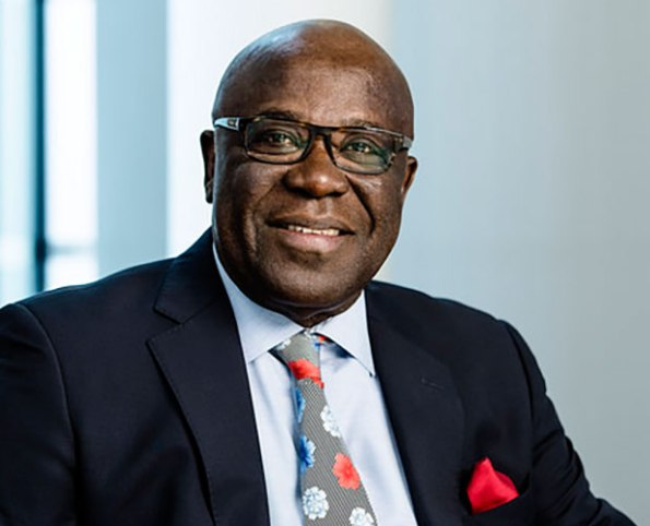 Imperial College London awards Sam Jonah for outstanding contribution in business and science