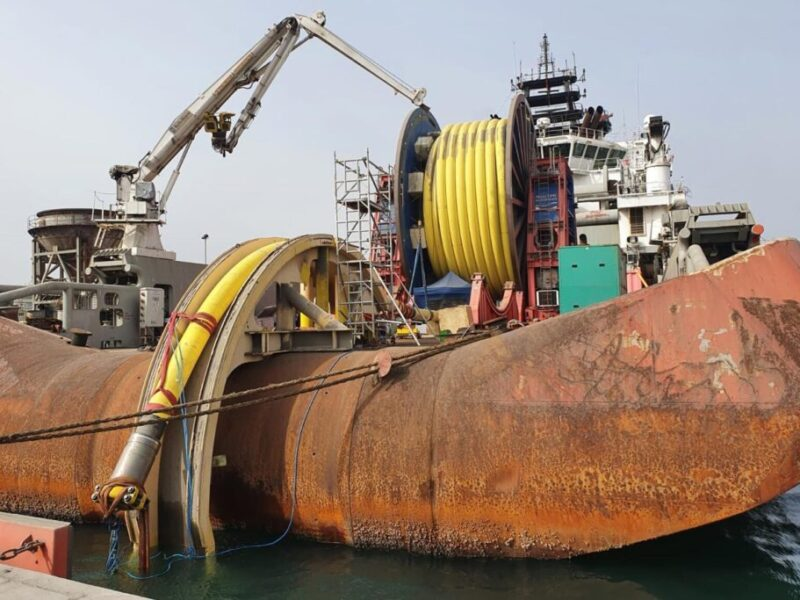MDL completes Thema LNG project gig