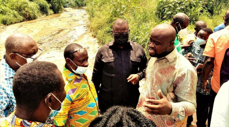 Pollution of Owabi Stream worrying - Minister