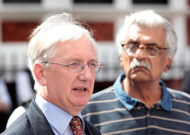 Former British High Commissioner to Ghana, Craig Murray jailed for contempt in the UK