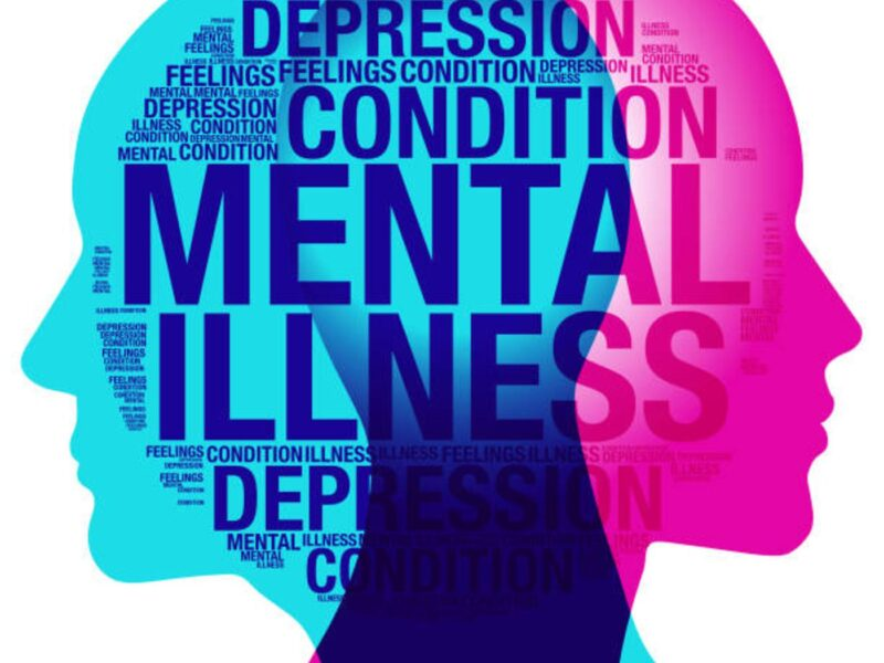 20% of the Ghanaian population have one form of mental illness
