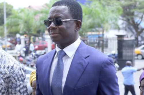 Opuni Trial: First accused wants Trial Judge to abandon trial