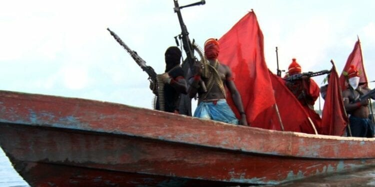 Another Ghanaian fishing vessel attacked by pirates